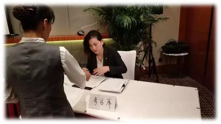 2018年杭州洲际酒店客房铺床服务技能大赛
