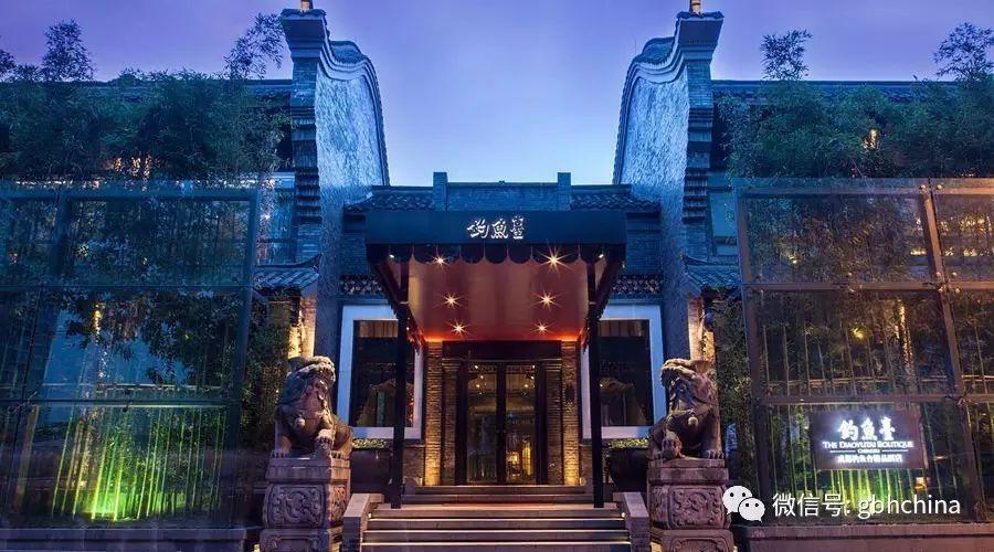 川西庭院里的慢活与时尚,成都钓鱼台精品酒店