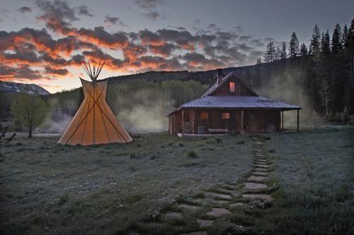 野营帐篷靠边站 美国最赞的帐篷酒店