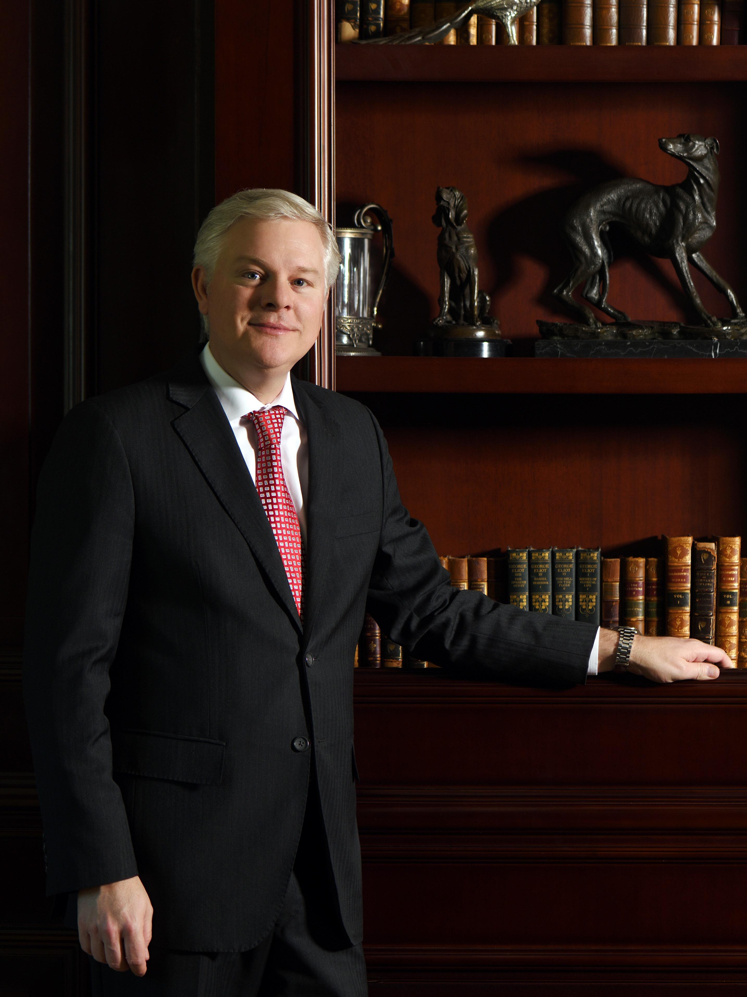 罗捷思(Andrew C. Rogers)先生出任 区域副总裁及北京丽思卡尔顿酒店总经理