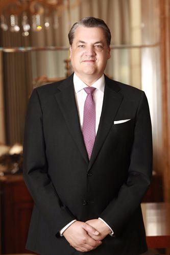 贺纪斯出任广州南丰朗豪酒店总经理