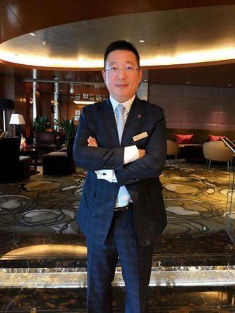 许扬出任天津滨海喜来登酒店餐饮总监