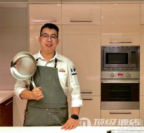 精选食材 精心待客:北京紫檀万豪行政公寓厨师长金苁(Jim Jin)