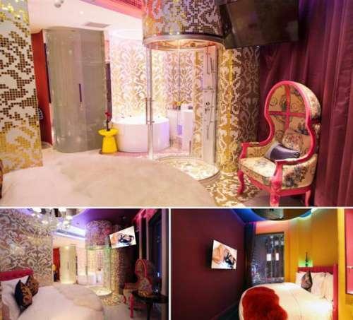 上邦戴斯、R-KISS时尚精品酒店在北京三里屯开业