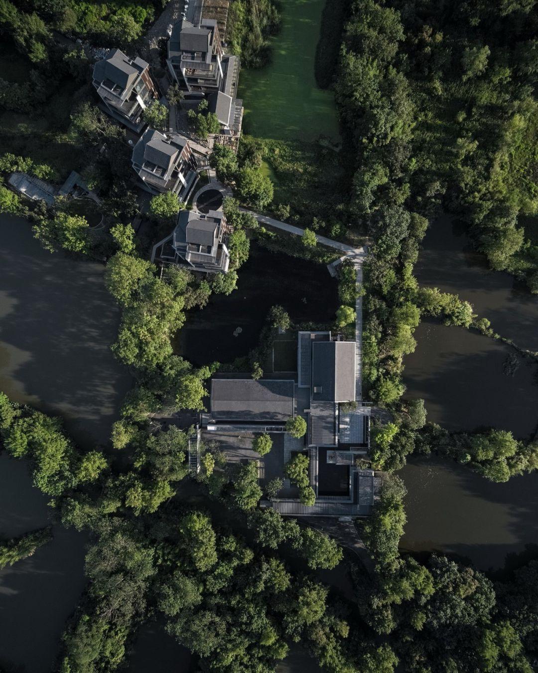 杭州最美新中式酒店-木守 · 西溪